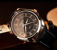 Стильные мужские часы Yazole