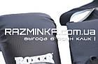 Перчатки накладки для карате р.L (кожа) , фото 4
