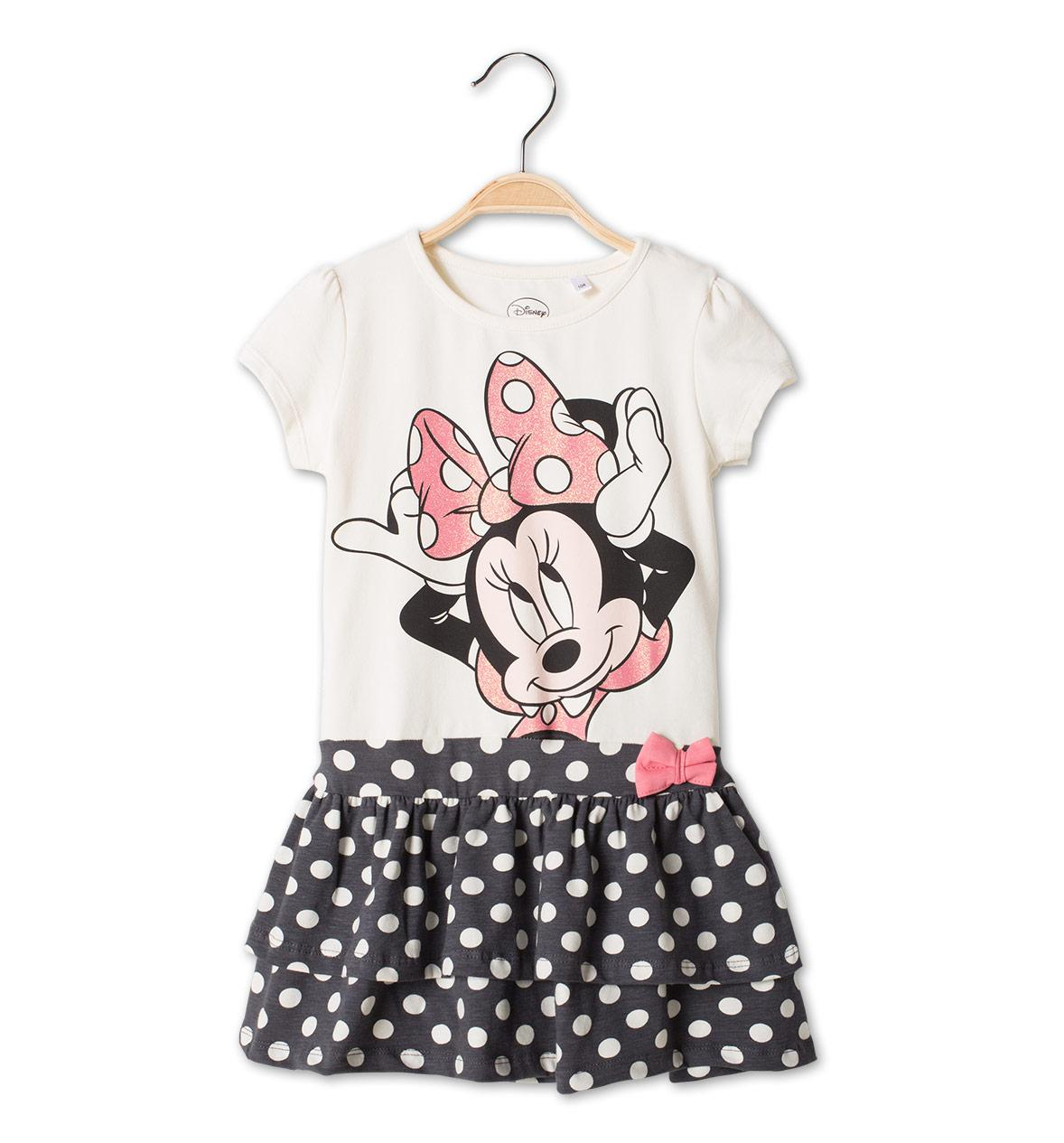 Очень красивое платье на девочку с Minnie Mouse от C&A Германия Размер 128