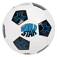 Мяч футбольный ФутболСтар 5/22 см, в ассортименте (JN52984)
