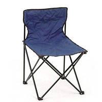 Раскладное кресло паук для пикника и рыбалки WSI41147-1 Blue D,  кресло туристическое
