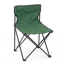 Раскладное кресло паук для пикника и рыбалки WSI41147-1 Green,  кресло туристическое
