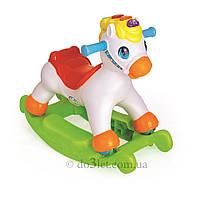 Игрушка качалка-каталка Пони Huile Toys 987