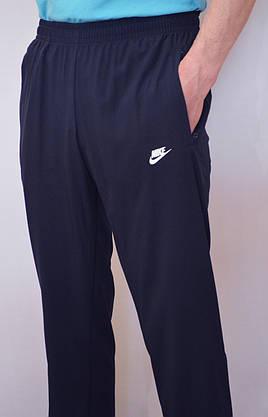 Мужские спортивные штаны NIKE (микрофибра) (копия), фото 2
