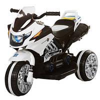 Детский трехколесный электрический мотоцикл BI318C-1