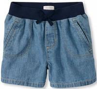 Котоновые шорты для девочки Childrens Place на 5 лет