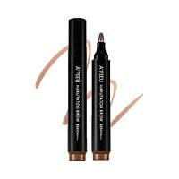 Тинт-маркер для бровей A'PIEU Harutatoo Brow  01 светло-коричневый