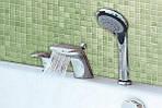 Смесители встраиваемые в борт ванны: их достоинства и недостатки (интересные статьи)