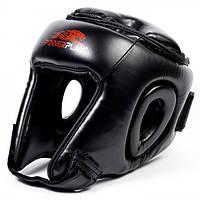 Боксерский шлем PowerPlay 3045 Black, фото 1