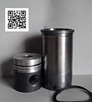 Гильза+поршень+кольца+палец (Дальнобой) Евро-1 КМЗ (3мм. маслосъём. кольцо)