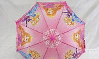 Бюджетный детский зонтик для девочки К-1-2