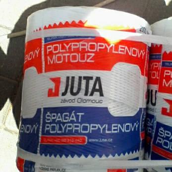 Шпагат поліпропіленовий тюковочный Juta, фото 2