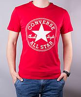 Яркая летняя мужская футболка Converse