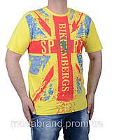 Купить футболку мужскую большого размера
