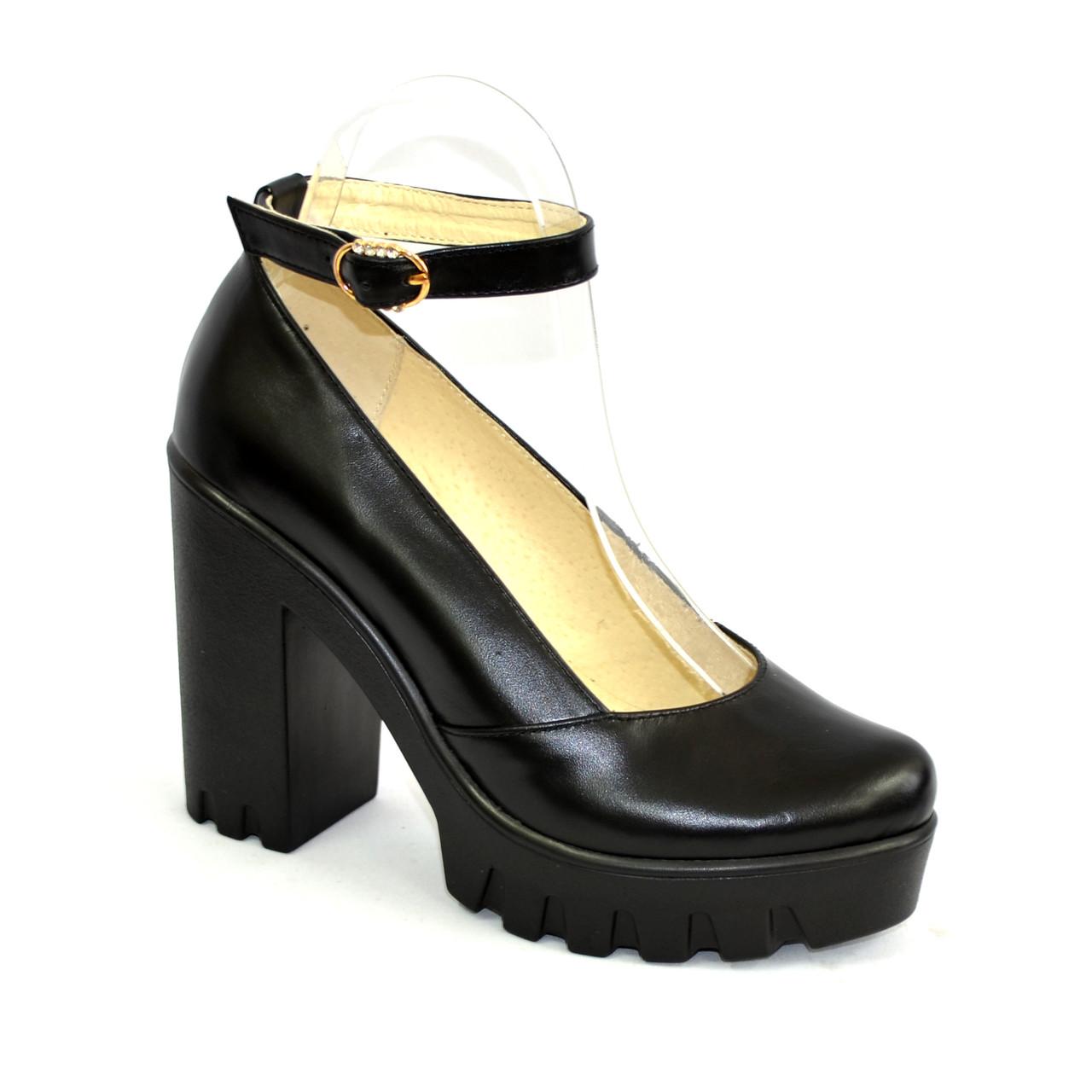 Женские туфли из натуральной кожи в розницу