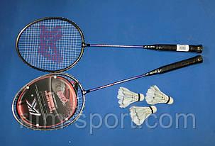 Набор ракеток для бадминтона Kepai, фото 2