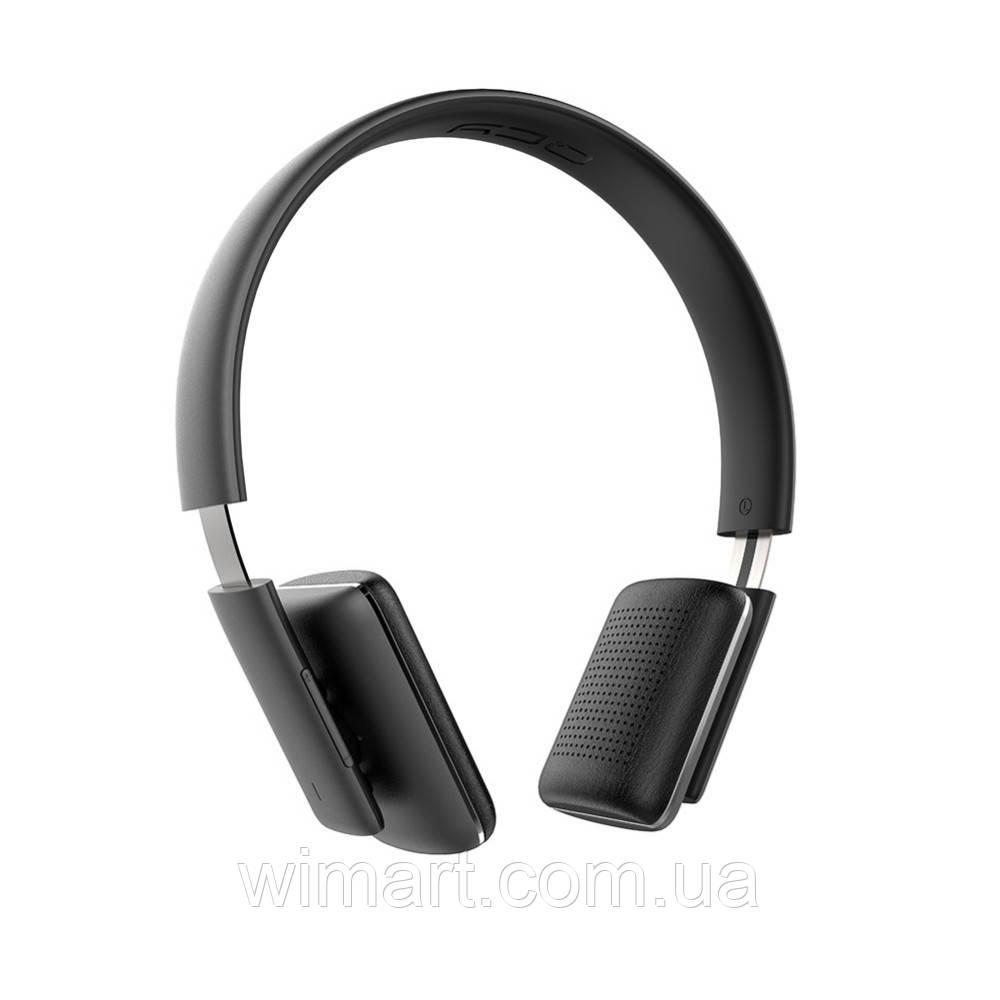Беспроводные наушники с микрофоном Bluetooth QCY 50 черная