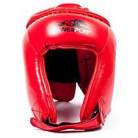 Боксерский шлем PowerPlay 3045 Red