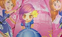 Бюджетный детский зонтик для девочки К-1-6