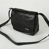 Женская сумка с длинным ремешкоиз кожзама М52-63