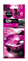 Ароматизатор Aroma Car City Bubble Gum