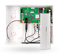 JA-101KR-LAN Контрольная панель с GSM/LAN коммуникатором и радиомодулем