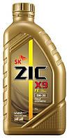 Масло моторное ZIC X9 FE 5W-30 1л.(Ю.Корея)