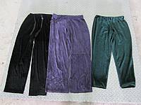 Спортивные штаны велюр (Канада)