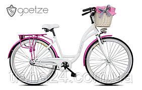 Женский городской велосипед Goetze BLUEBERRY 28