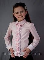 Шикарные школьные блузки для девочки, модно, стильно, удобно