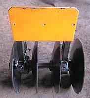 Дискова батарея з кронштейном 02.200 (стульчик) до КЛД-1,8
