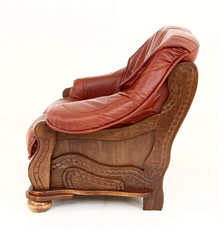 """Классический мягкий диван """"PARYS"""" (155 см), фото 2"""