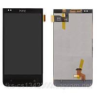 Дисплей для HTC Desire 300 с сенсорным экраном black Original