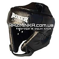 Шлем для каратэ р.L (кожа)