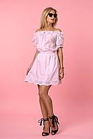 Женское платье из хлопка