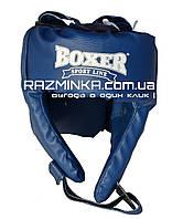 Шлем для бокса р.L (кожвинил)