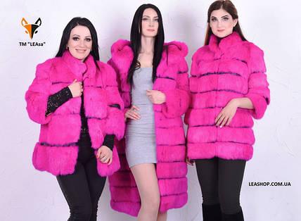 Новая коллекция меховой женской одежды 2017 - 2018 от Украинского производителя