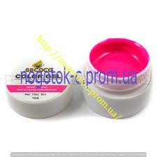 Гель цветной color gel №104