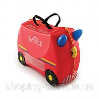 Чемоданчик Trunki Freddie the Fire Engine TRU- Е060, фото 1