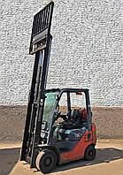 Газовий навантажувач бу Toyota 02-8FGF15