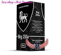 Биг Зилла/Big Zilla капли для повешения потенции, фото 1