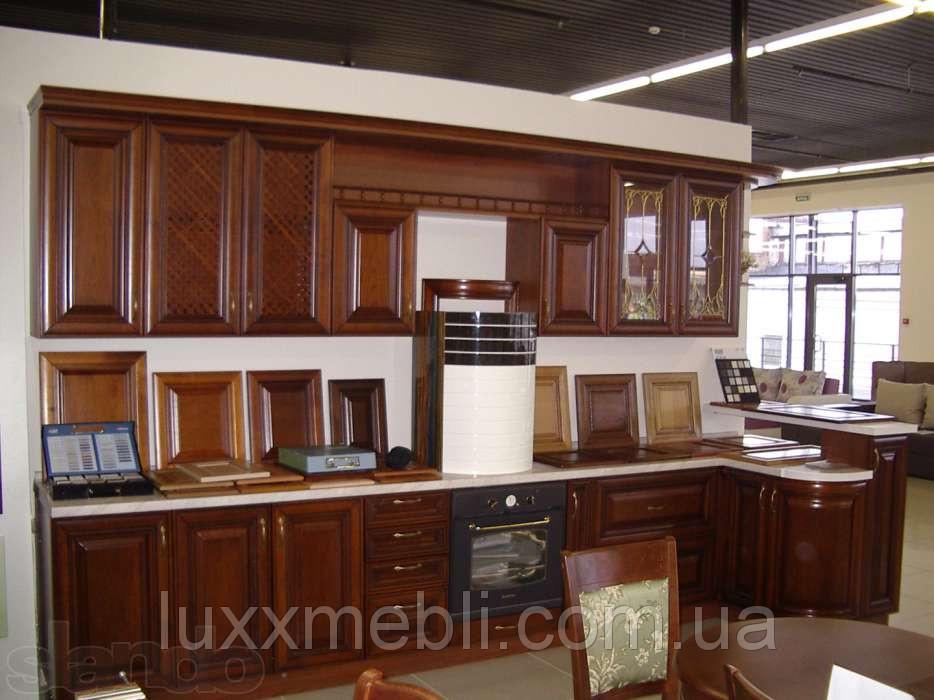 Кухня с выставки из салона со скидкой Киев.