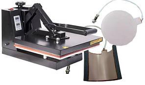 Оборудование и комплектующие для сублимации и термотрансфера