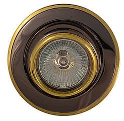 Точечный светильник потолочный накладной АСКО-УКРЕМ 301A GU/G MR16