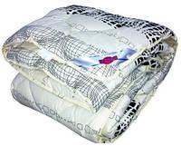 Одеяло ТЕП стеганое холофайбер 150*210 Зима