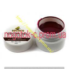 Гель цветной color gel №143
