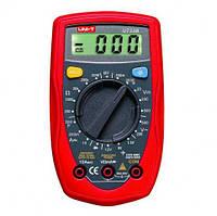 Цифровой мультиметр тестер UT33B, Б257