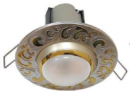 Светильник точечный 107B PS/G (R39) Е14 АСКО-УКРЕМ