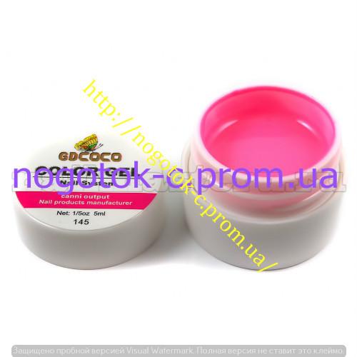 Гель цветной color gel №145