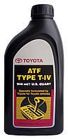 Масло TOYOTA ATF T-IV канистра 0,946 л (00279-000Т4)